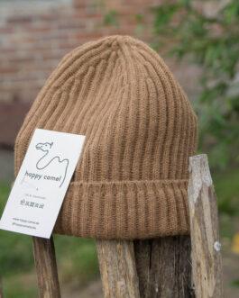 Mütze Kamelwolle